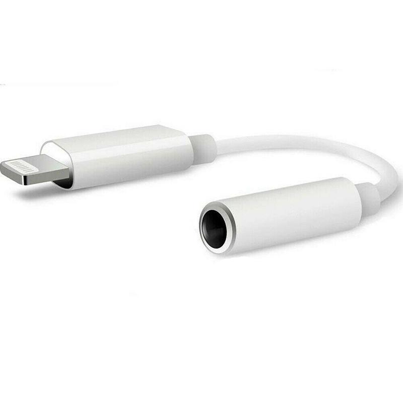 Lightning To Headphone Jack Adapter